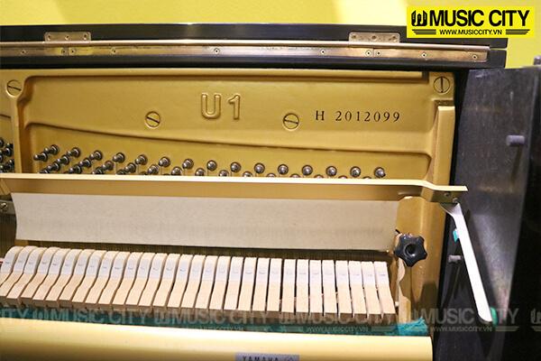 Hình ảnh Đàn Piano yamaha U1H Tại Music City