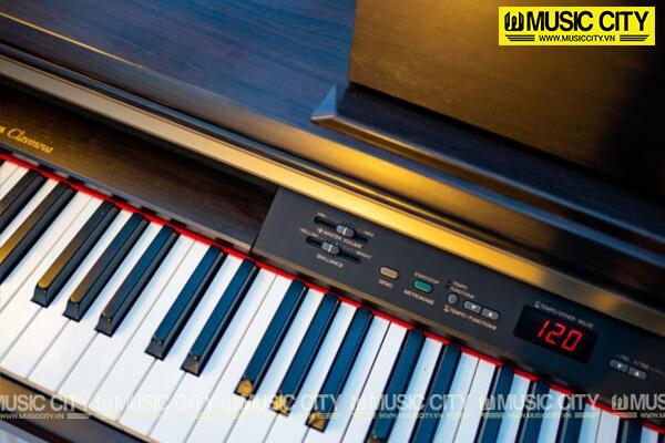 Hình ảnh Đàn Piano Yamaha CLP120 tại Music City