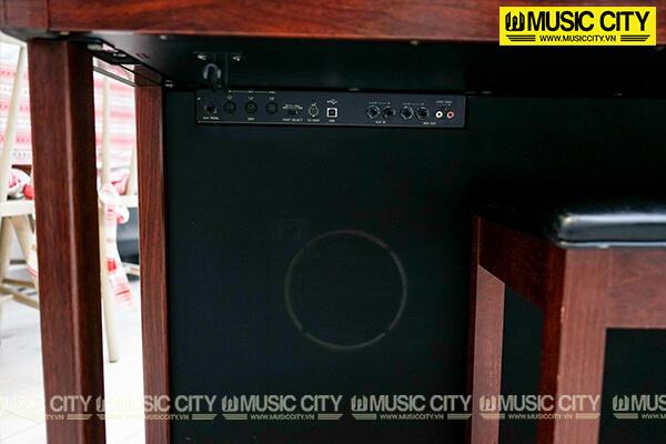 hình ảnh đàn Piano Yamaha CLp170 tại Music City