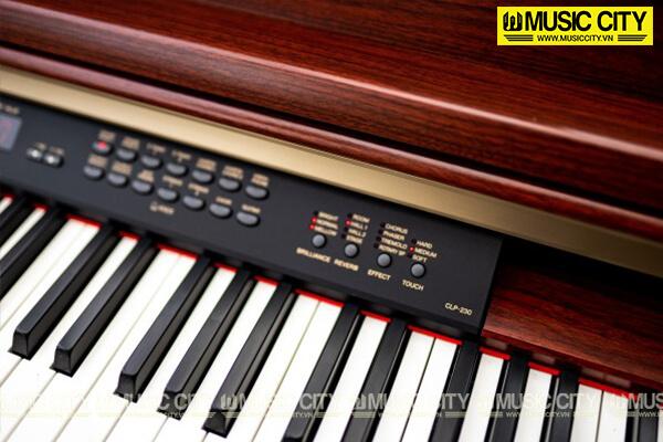 Hình ảnh Đàn Piano Yamaha CLP230 tại Music City