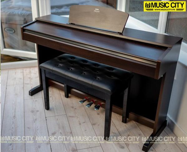Hình ảnh Đàn Piano Yamaha YDP140 tại Music City