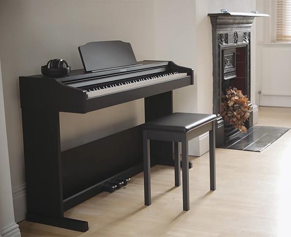 Hình ảnh Đàn Piano Roland RP102 tại Music City
