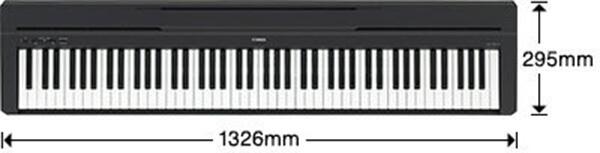 Hình Ảnh Đàn Piano Yamaha P45 Tại Music City