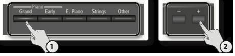 Hướng Dẫn Sử Dụng Đàn Piano Roland HP503 - Music City