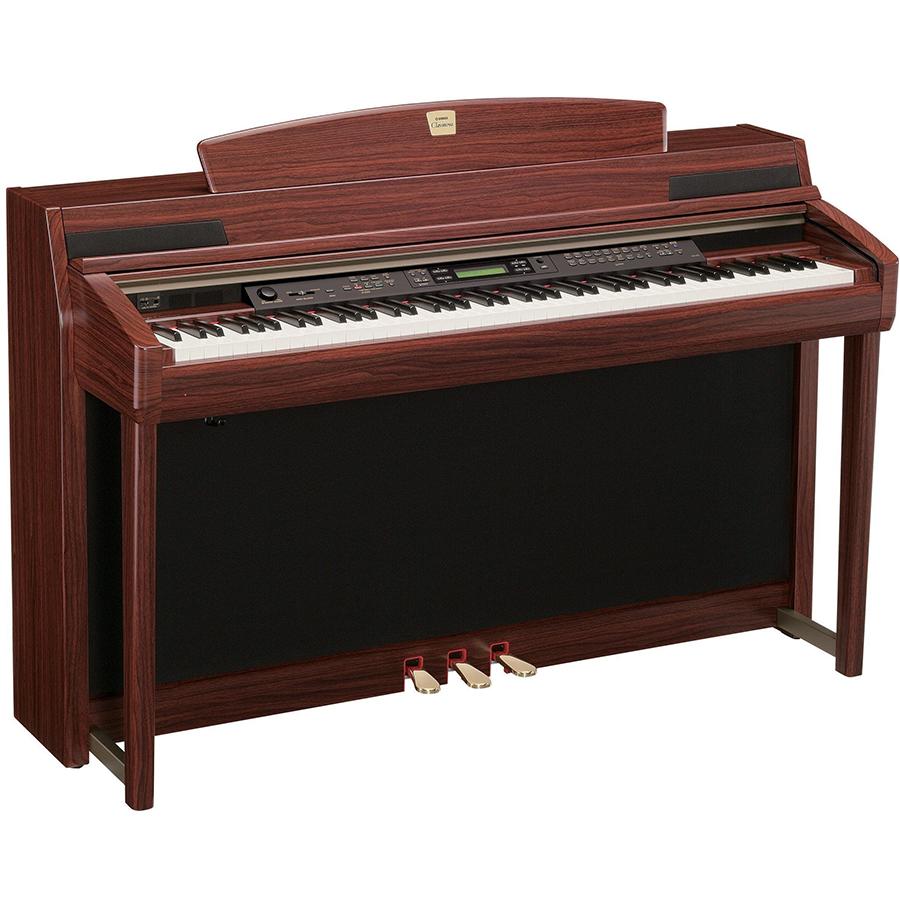 Hình ảnh đàn Piano Yamaha CLP270 tại Music City