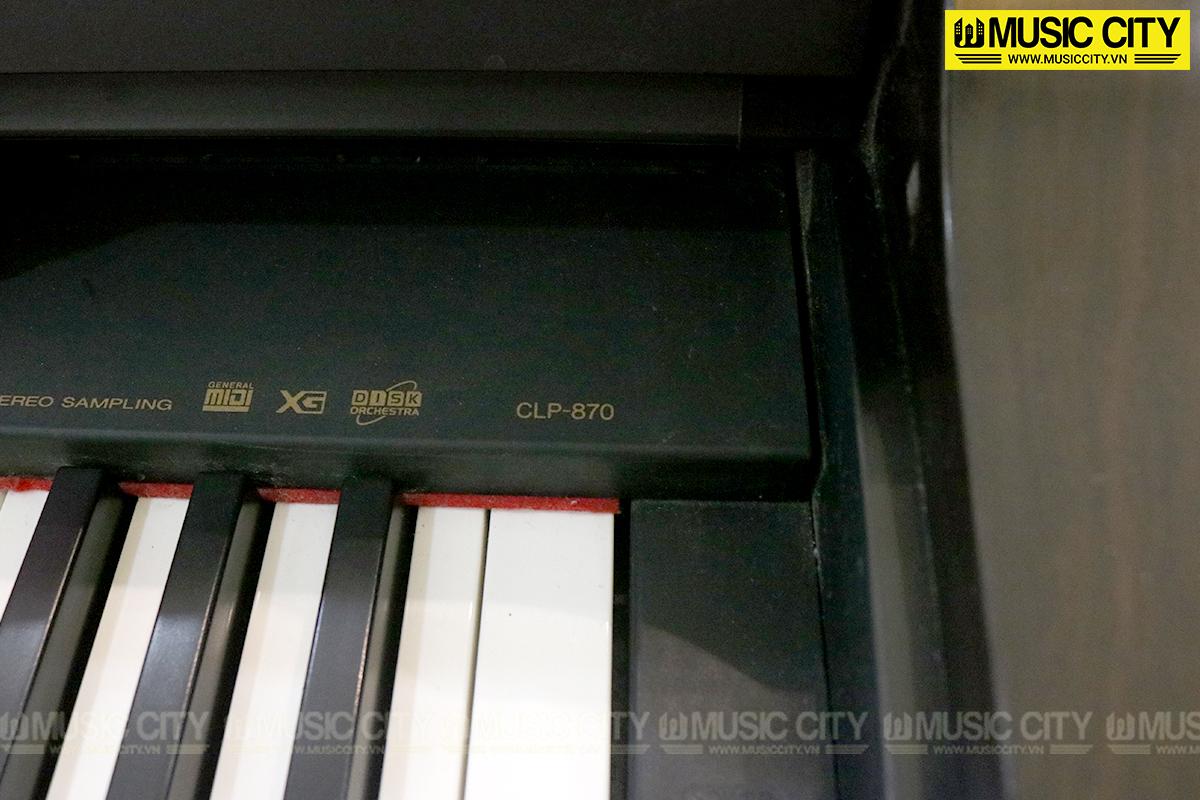 Hình ảnh đàn yamaha CLP870 tại Music City