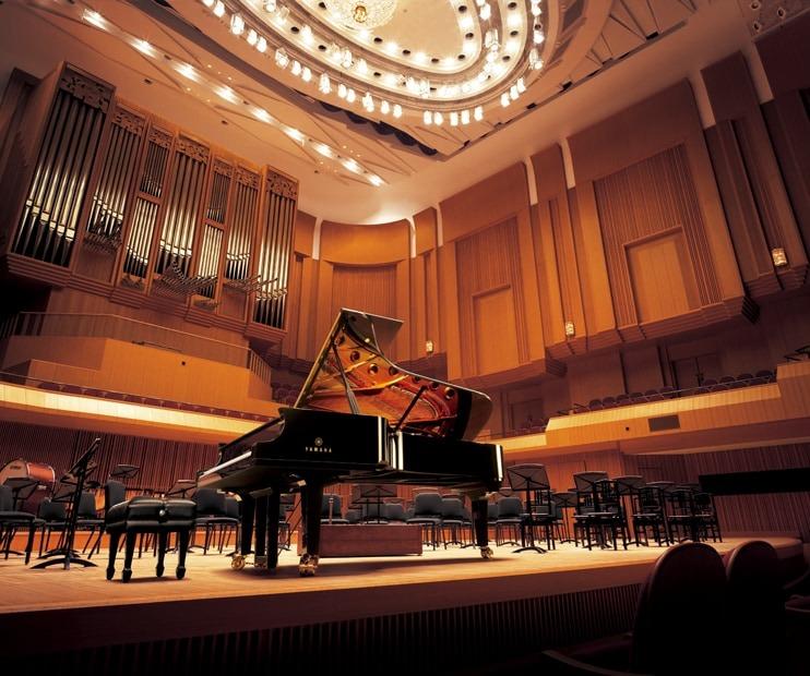 Hình ảnh Đàn Piano Yamaha CLP340 tại Music City