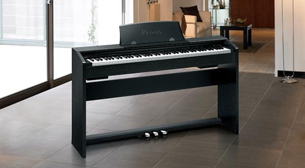 Hình ảnh Đàn Piano Casio PX735 tại Music City
