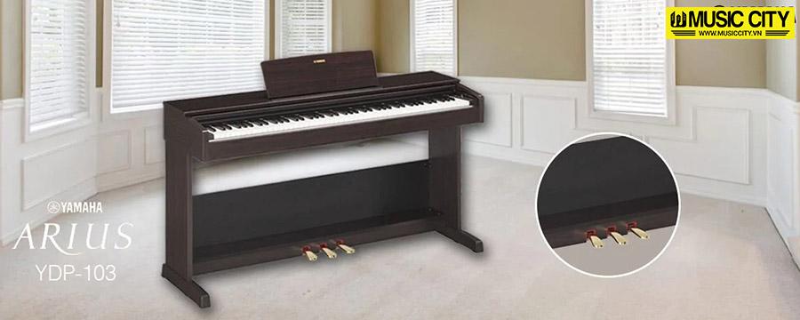 Hình ảnh Đàn Piano Yamaha YDP-103 tại Music City
