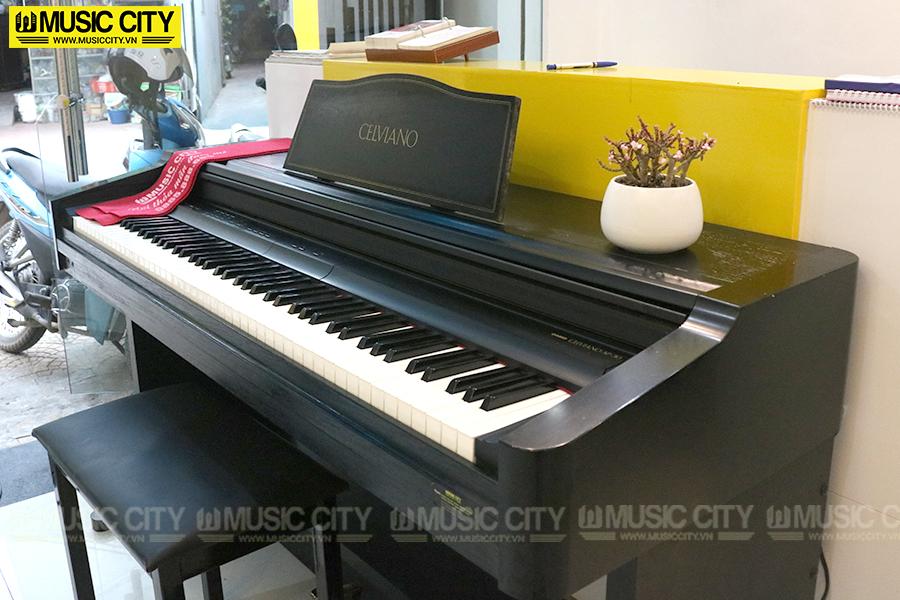 Hình ảnh Đàn Piano Casio AP30 tại Music City