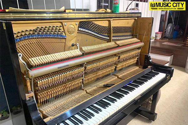 Hình ảnh Lên dây đàn piano tại Music City