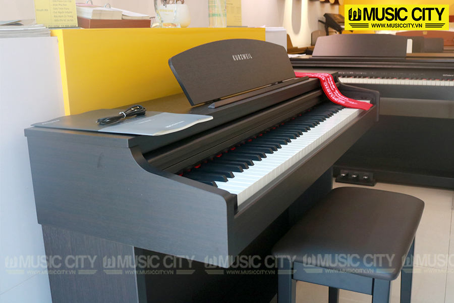 Hình ảnh Đàn Piano Kurzweil M115 tại Music City