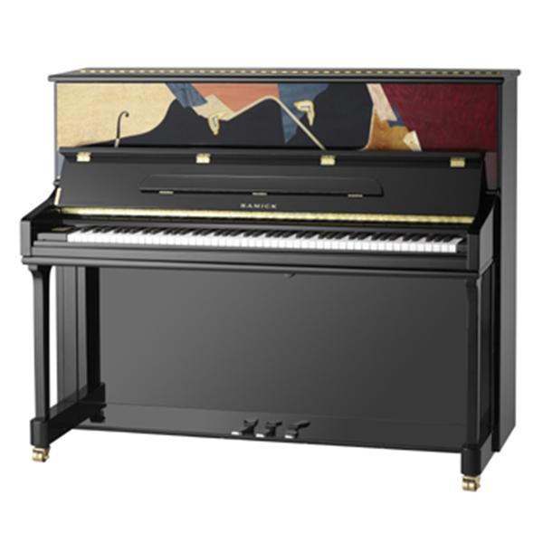 Hình ảnh đàn Piano samick J303e tại Music City